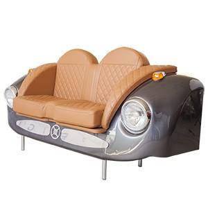 palermo design poltrona arredamento due posti Monaco Volswagen maggiolino