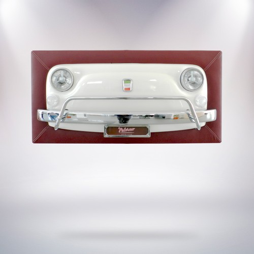 Firenze palermo design complementi d 39 arredo fiat 500 for Oggettistica per ufficio design