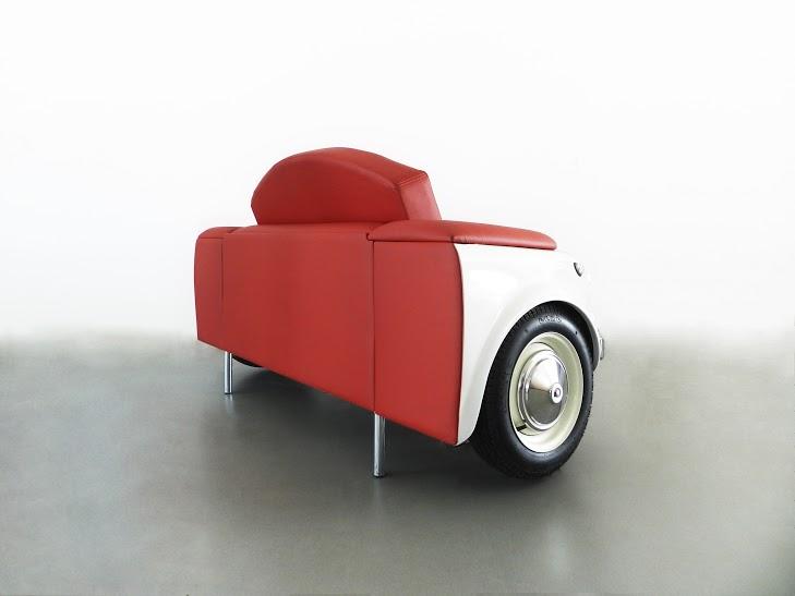 Divani In Pelle A Palermo.Palermo Design Complementi D Arredo Fiat 500 Design Auto Che